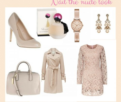 Nail the nude look