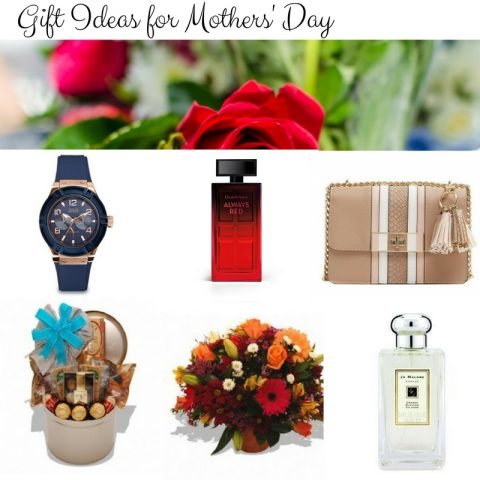 Gift Ideas for Mothers' Day