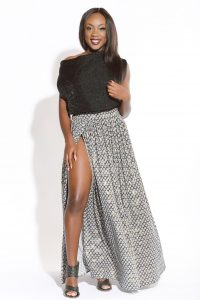 Miss Ghana SA..