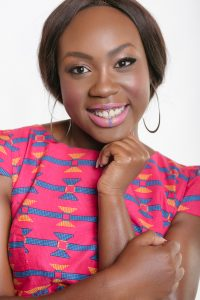 Miss Ghana SA.