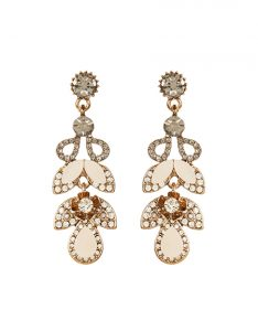 Rosalie Statement Earrings, R349, Accessorize