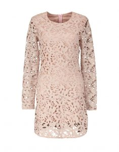Statement Lace dress, R599.00, Woolworths