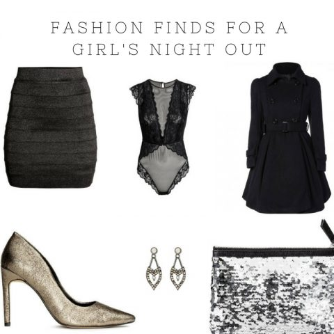 Fashion Finds for a Girl's Night Out