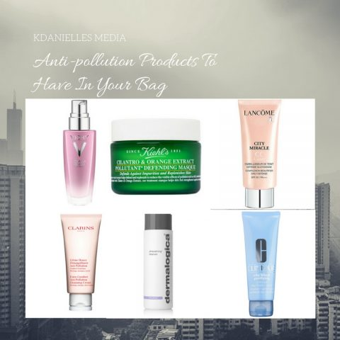 Anti-Pollution Beauty Products to Have in Your Bag