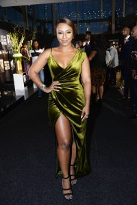 Boity Thulo at 2017 Metro FM awards_Pic credit Destinyconnect