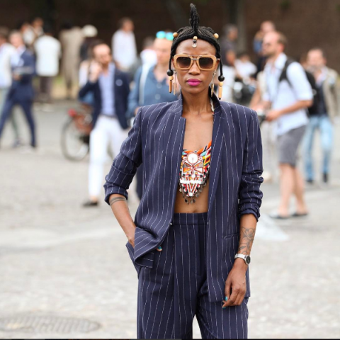 Stylist, Kwena Baloyi Says: Style is Timeless