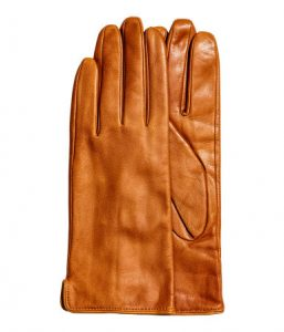 Leather gloves_R299_H&M