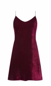 Velvet Slip Dress_R80_MRP