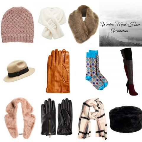 Winter Must-Have Accessories