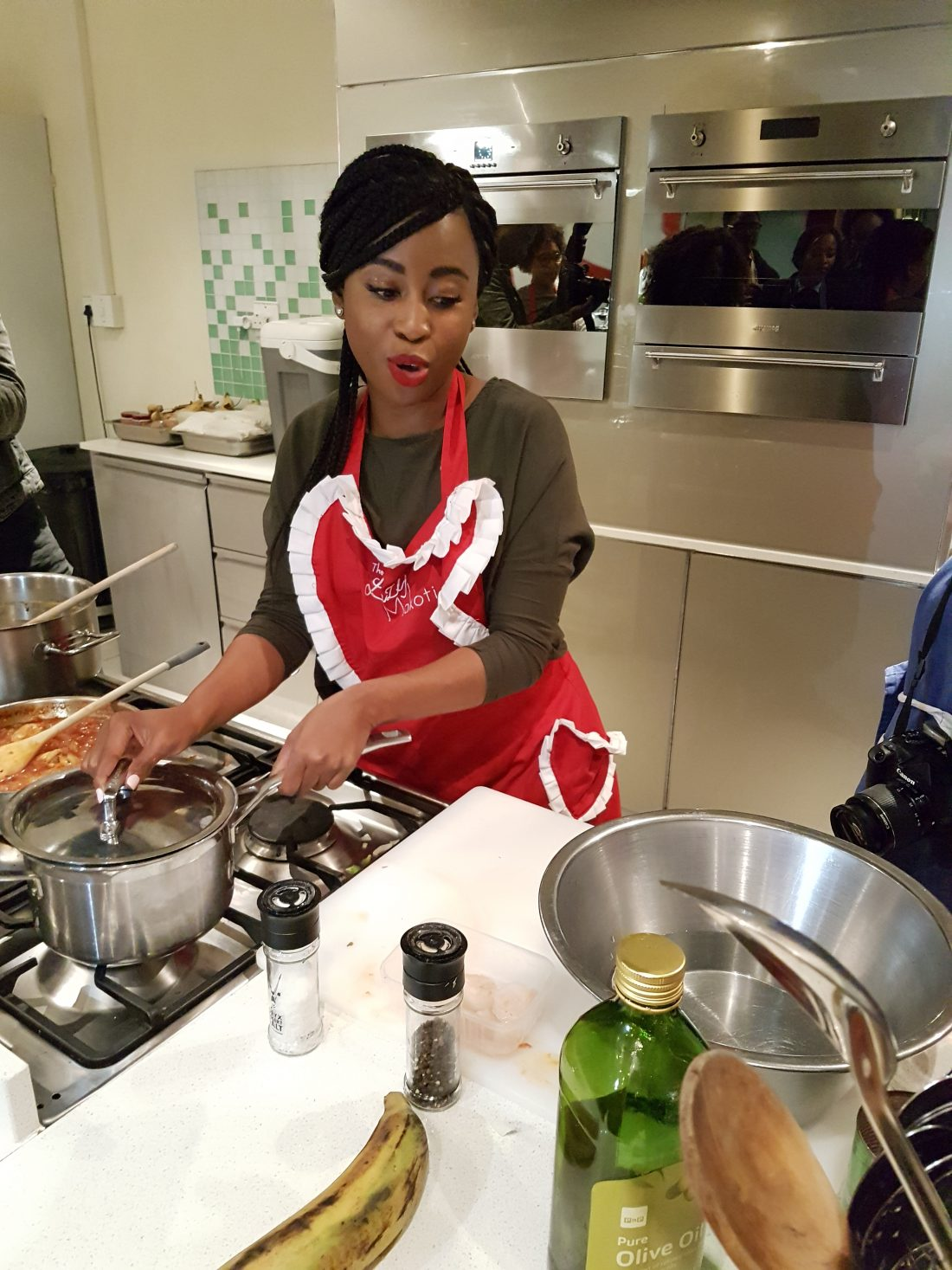 Cooking With The Lazy Makoti