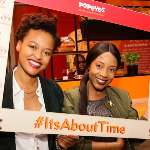 Popeyes Louisiana Kitchen now in South Africa