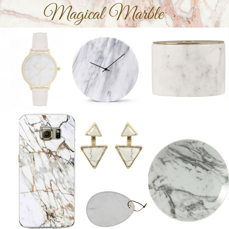 Marble Items