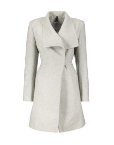 Grey Melton Coat_R450_Woolworths