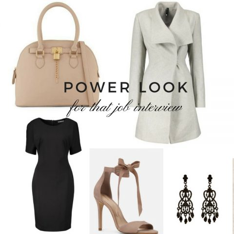 Power Look For That Job Interview