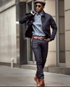 Tshepo the Jean Maker