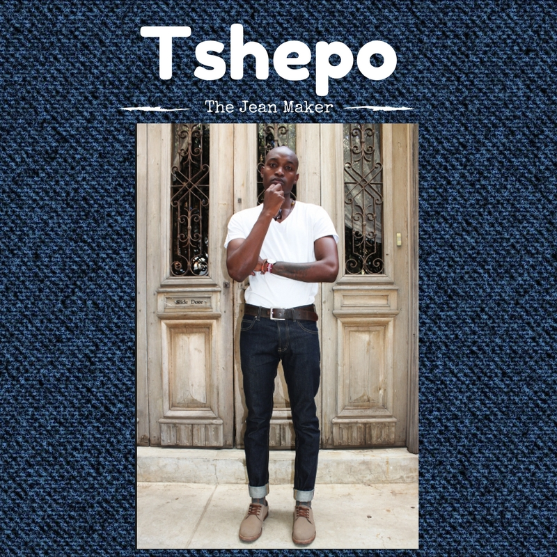 Tshepo The Jean Maker