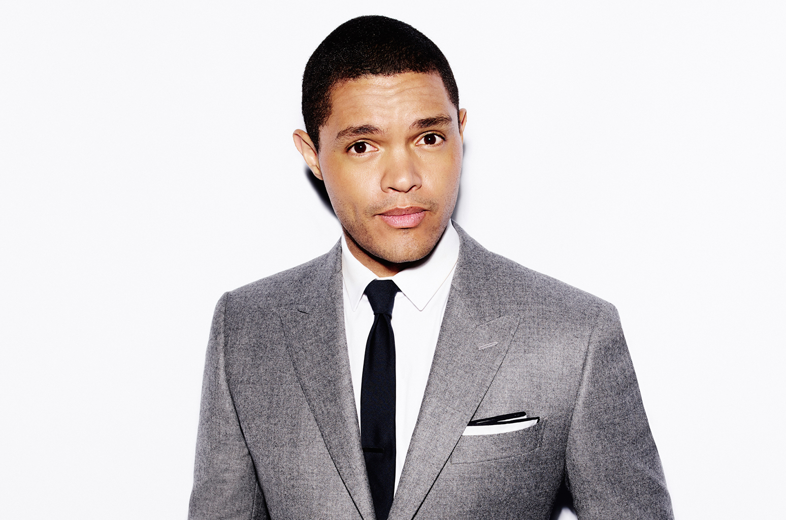 My Journey To Success With Trevor Noah