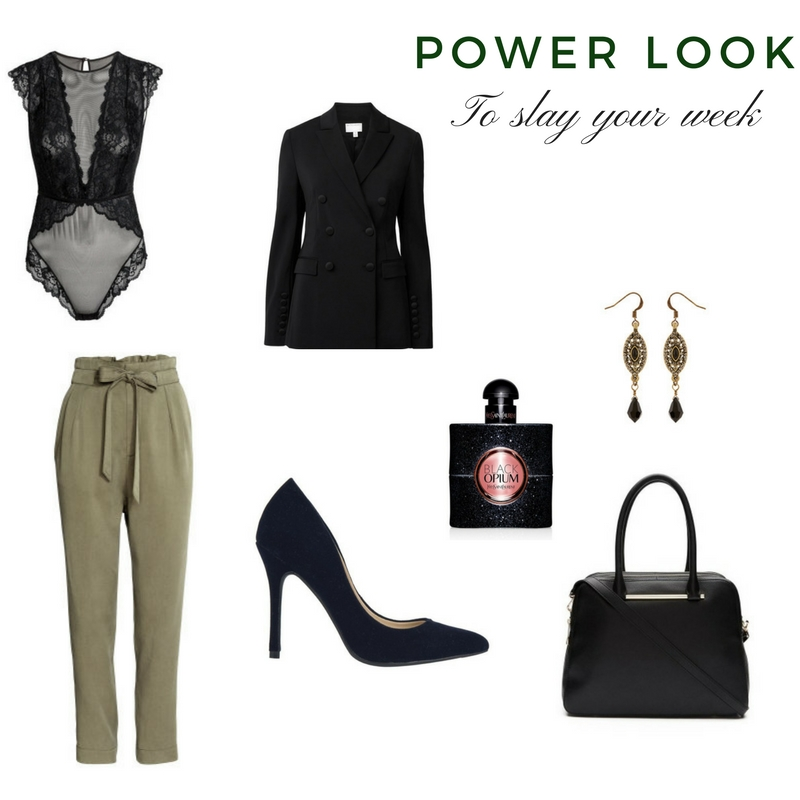 Power Look for the Office. www.kdaniellesmedia.com