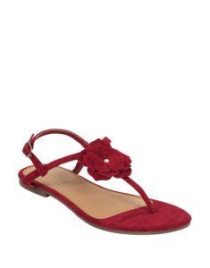 Flower Trim Sandals_R199.00_Woolworths