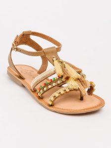 Tassel Trim Sandals_R699.00_Spree