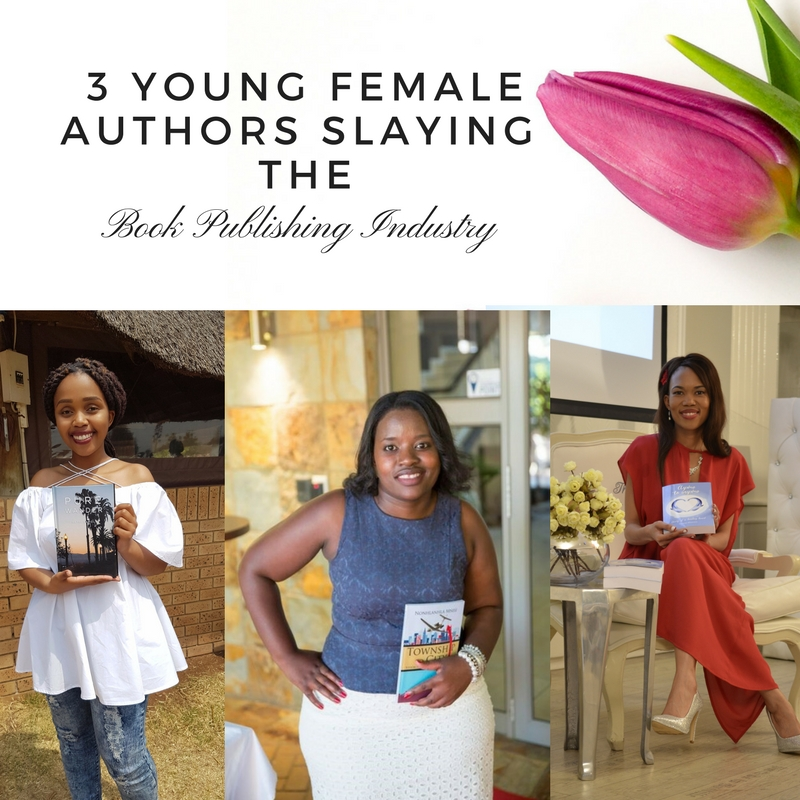 3 Young fEMALE AUTHORS SLAYING THE (2)