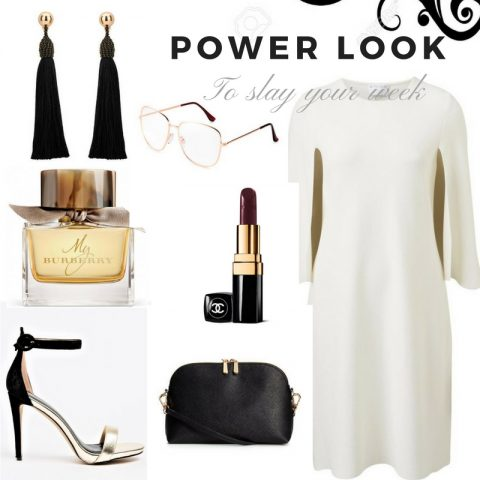 Power Look To Slay Your Week