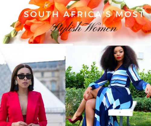 South Africa's Most Stylish Women
