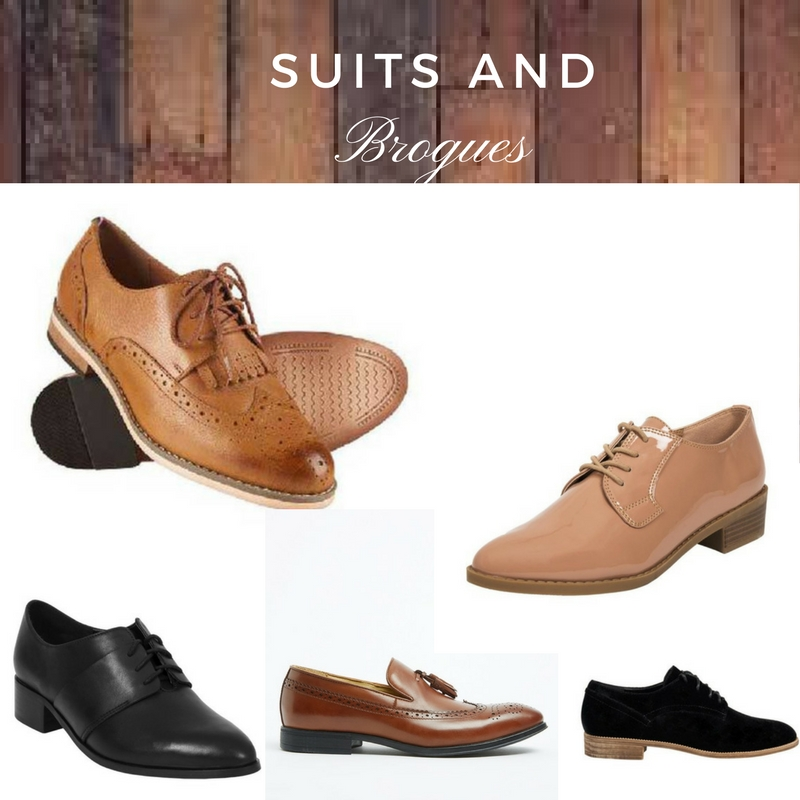Suits and Brogues