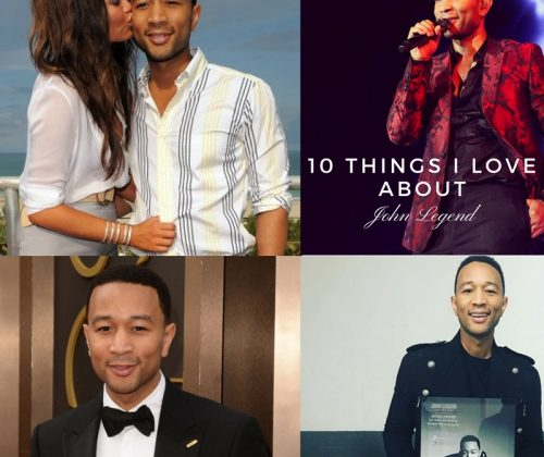 10 Things I love about John Legend (1)