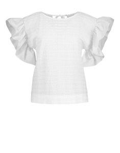 Broderie Ruffle Sleeve Top_R499.00_Woolworths