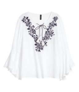 Embroidered blouse_R379.00_H&M