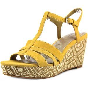 Giani Bernini Women's Sadiee Platform Wedge Sandals_R549