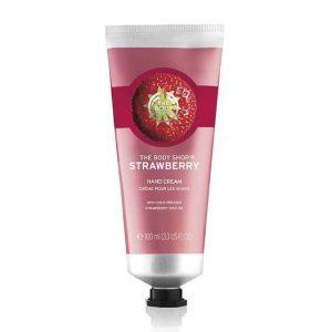 Hand Cream Strawberry_R60.00_The Body Shop