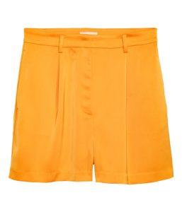 High-waisted shorts_R329_H&M