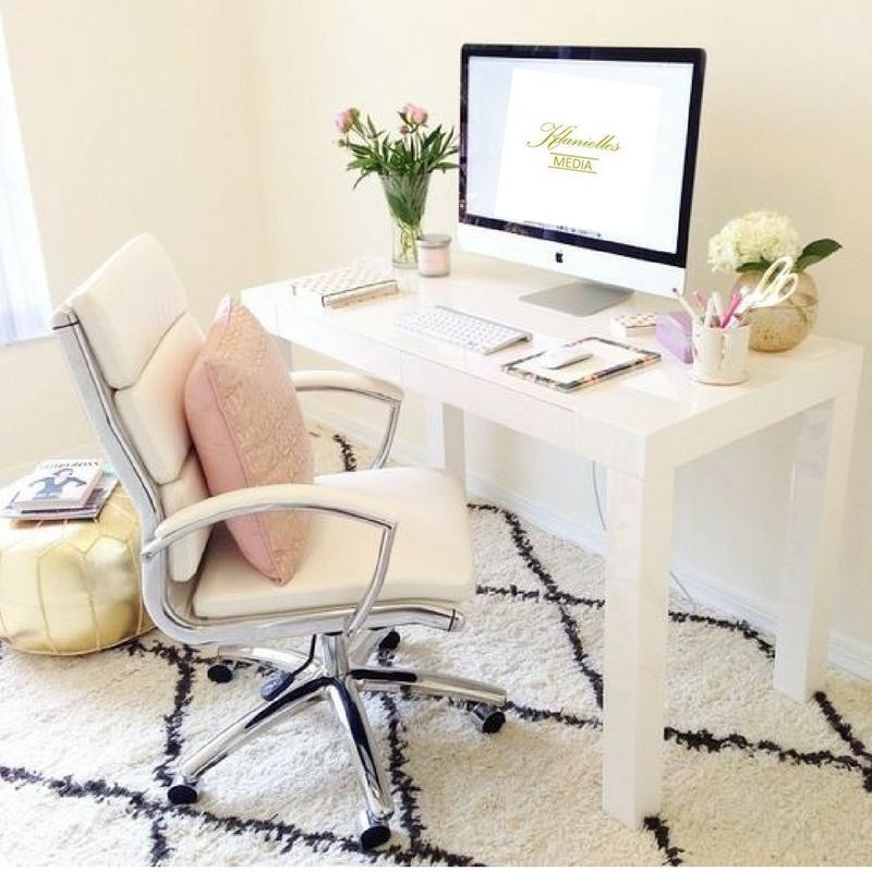 Office desk...