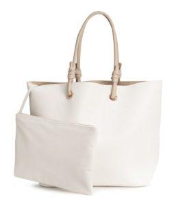 Shopper with clutch bag_R529.00_H&M