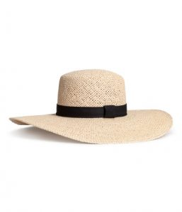 Straw hat_R249.00_H&M