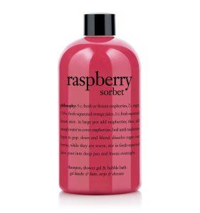 philosophy raspberry shower gel_R259.00