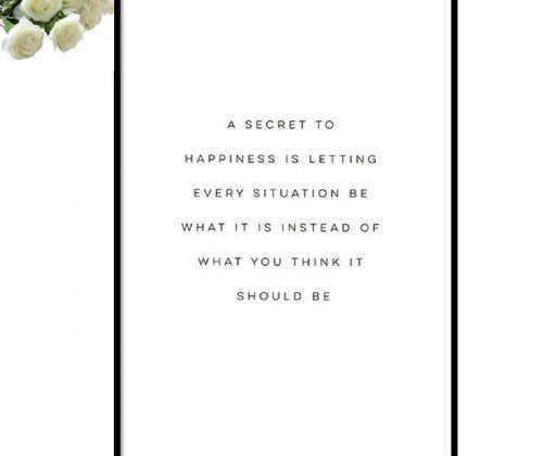Habits of Happy People