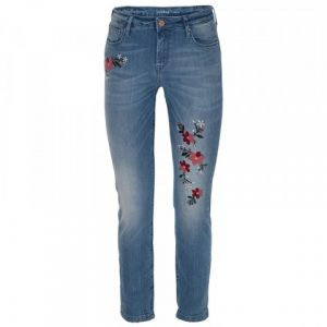 Mickey Folk Embroidered Denims_R750.00_Poetry Store
