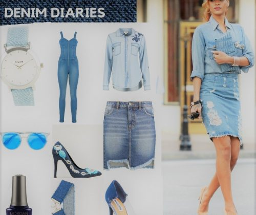 Power Look To Slay Your Week- Denim Diary