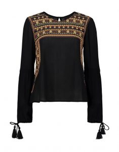 Tassel Embroidery Gypsy Top_From R499_Woolworths