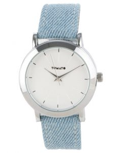 Tomato Ladies Blue Denim Watch_R469.95_Netflorist