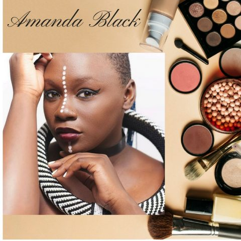 In My Beauty Bag: Amanda Black