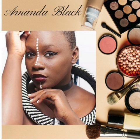 In My Beauty Bag: Amanda Black