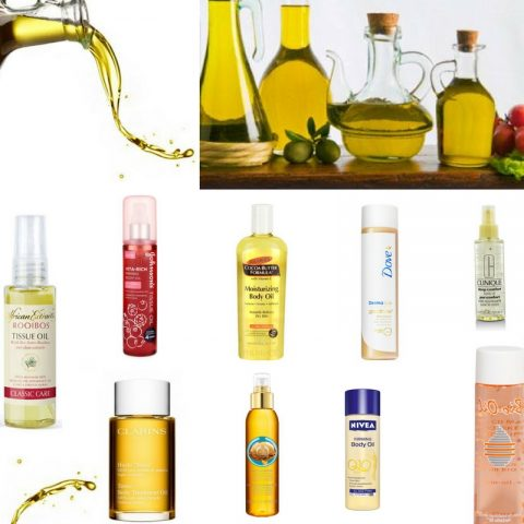 Body Oils To Add To Your Beauty Collection