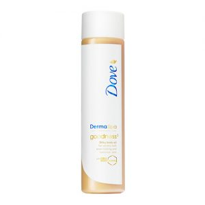 Dove DermaSpa Hand and Body Oil Goodness_R99.95_Clicks