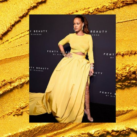 Fenty Beauty Celebrates Rihanna's Birthday In Style