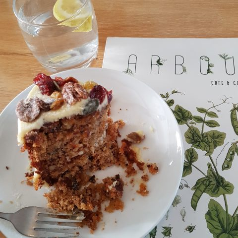 Healthy Carrot Cake Recipe To Enjoy This Weekend