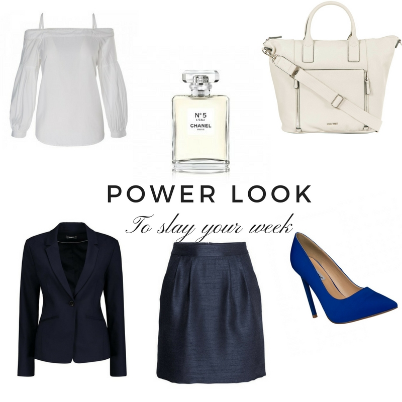 Power look